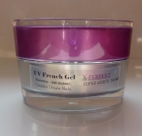UV French Gel X-PERFEKT white