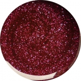 X-PERFEKT Glitter Gel RED FEVER fine